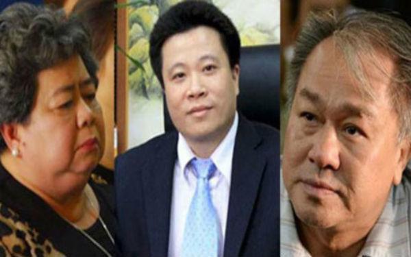 doanh nhân, doanh nhân việt, đại gia, thứ trưởng Hồ Thị Kim Thoa, phạm nhật vượng, hà văn thắm, hứa thị phấn, tập đoàn dầu khí, PVN