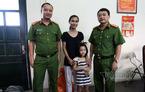 Cảnh sát Hà Nội làm được việc ý nghĩa cho bé gái