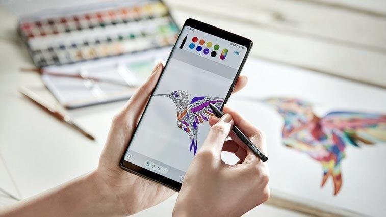 Samsung ém hàng, không cho đặt trước phiên bản Galaxy Note 8 tốt nhất ở Mỹ