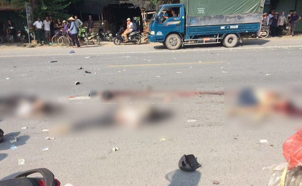 tai nạn, tai nạn giao thông, Hưng Yên