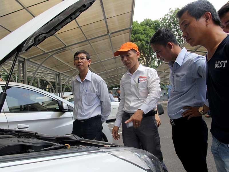 Tăng thuế, ô tô cũ đắt hơn ô tô mới