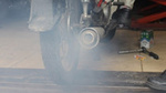 Những cách giúp phát hiện xe máy hao xăng
