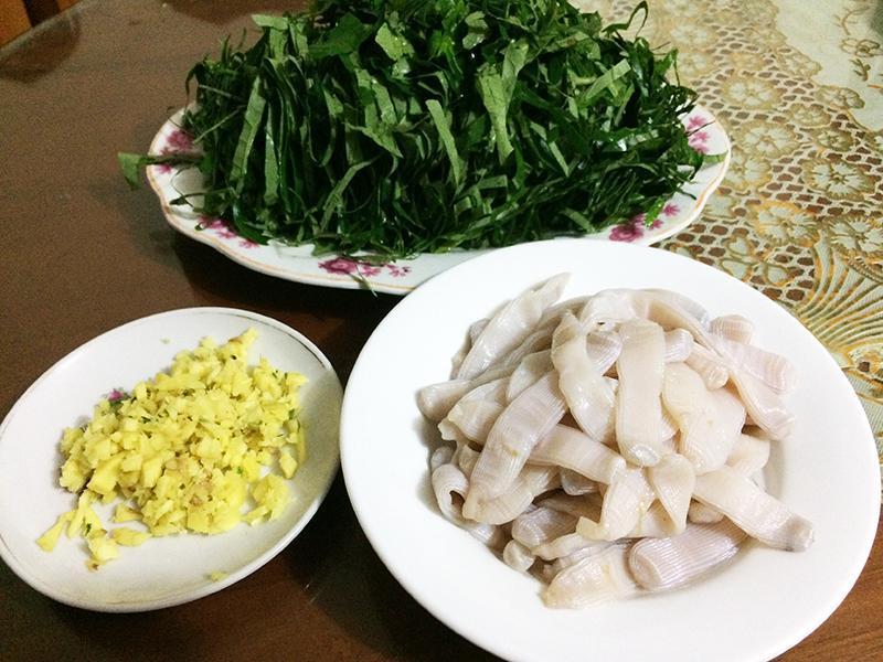 Món hải sản đắt hơn cả vàng 24K ở Quảng Ninh