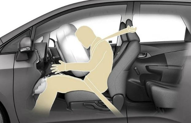 Túi khí trên ôtô hoạt động như thế nào? 1