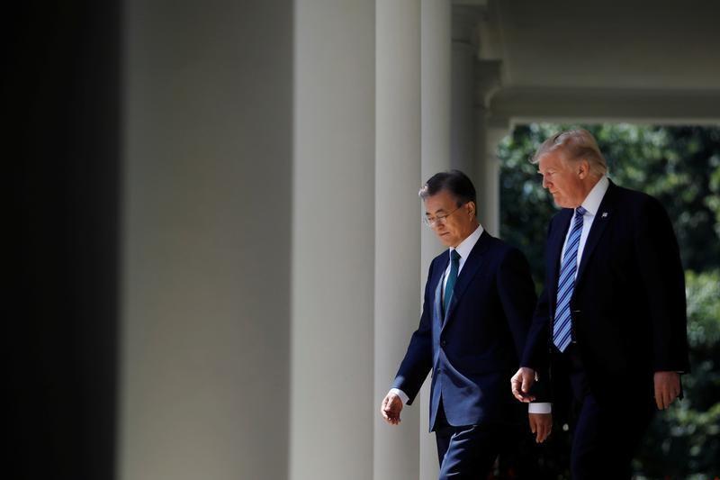 Mỹ-Hàn tăng cường răn đe tên lửa đối phó với Triều Tiên