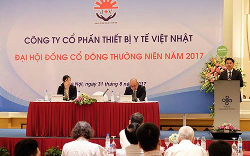 JVC dự kiến lợi nhuận sau thuế đạt 19 tỷ đồng 2017