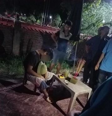 Nam thanh niên gục chết khi đang uống nước mía