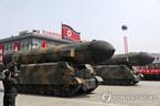 Triều Tiên khoe máy phóng tên lửa 'tàng hình'