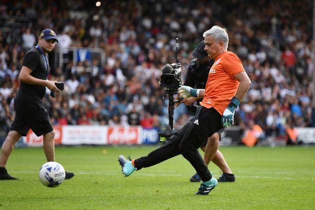 MU, Mourinho