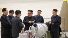 Triều Tiên tuyên bố phát triển bom H cho tên lửa liên lục địa