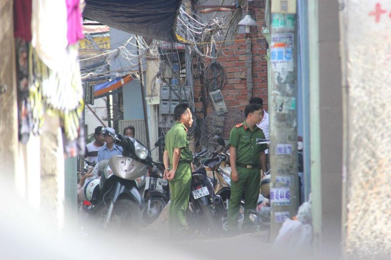 giết người, người tình, nữ Việt kiều, nghi can giết người