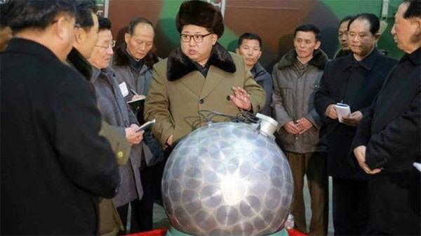 Tình hình Triều Tiên mới nhất,vũ khí hạt nhân Triều Tiên,Triều Tiên thử hạt nhân