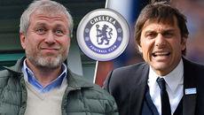 """Ông chủ Chelsea và Conte cùng """"bốc hỏa"""": Hỗn độn Stamford Bridge"""