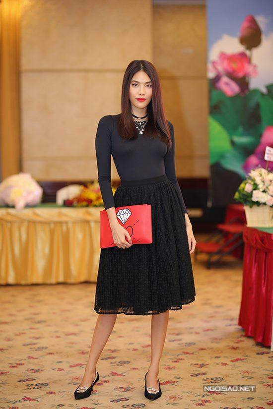 Hoa hậu Giáng My U50 vẫn đẹp quên tuổi