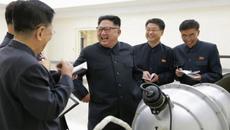 Hàn ráo riết tập trận, Mỹ đe đáp trả Triều Tiên 'không thể chống đỡ'