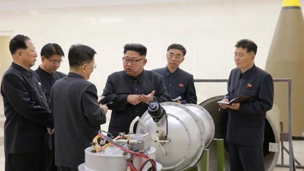 Tình hình Triều Tiên mới nhất, Triều Tiên thử hạt nhân, bom H