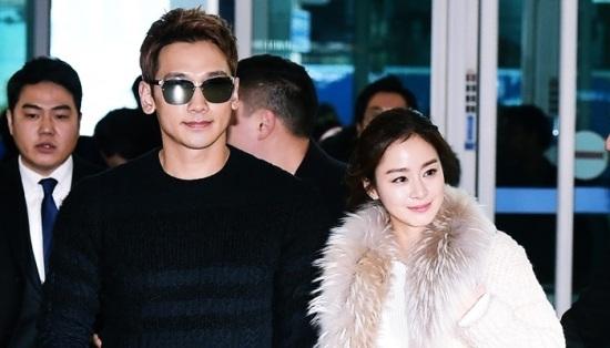 sao Hàn, Bi Rain, Kim Tae Hee
