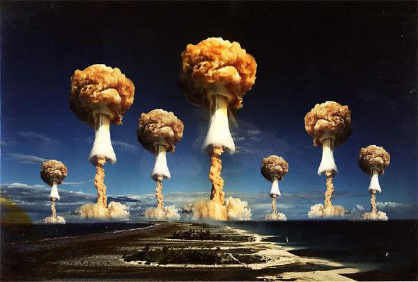 bom nhiệt hạch, bom nguyên tử, Triều Tiên