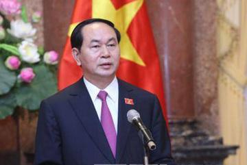 Chủ tịch nước: Quan hệ Việt - Lào là tài sản vô giá
