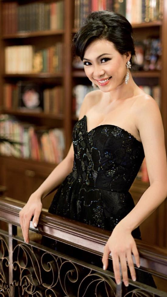'Hoa hậu giàu nhất Việt Nam' Ngô Mỹ Uyên giờ ra sao?