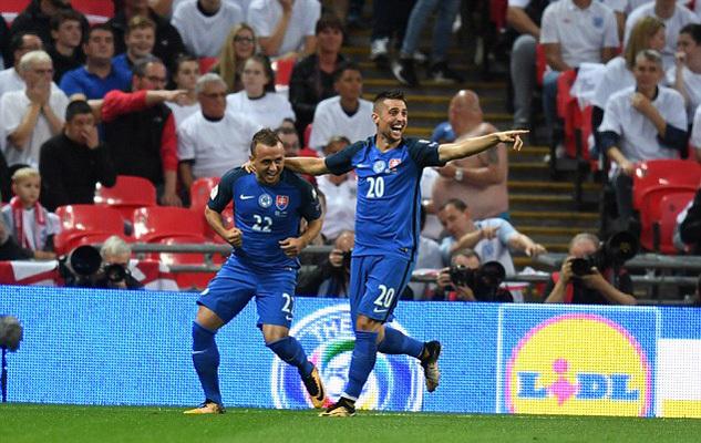 Rashford rực sáng, tuyển Anh thổi bay Slovakia