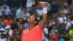 Rafael Nadal lấy vé tứ kết US Open như đi dạo