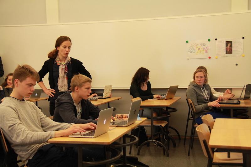 đổi mới giáo dục, Phùng Xuân Nhạ, khai giảng, giáo dục Phần Lan