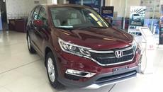 Honda CR-V và Mazda CX-5 giảm đến 300 triệu: Đua xuống đáy