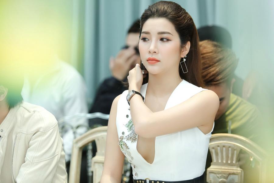 Á hậu Yan My rạng rỡ tại sự kiện