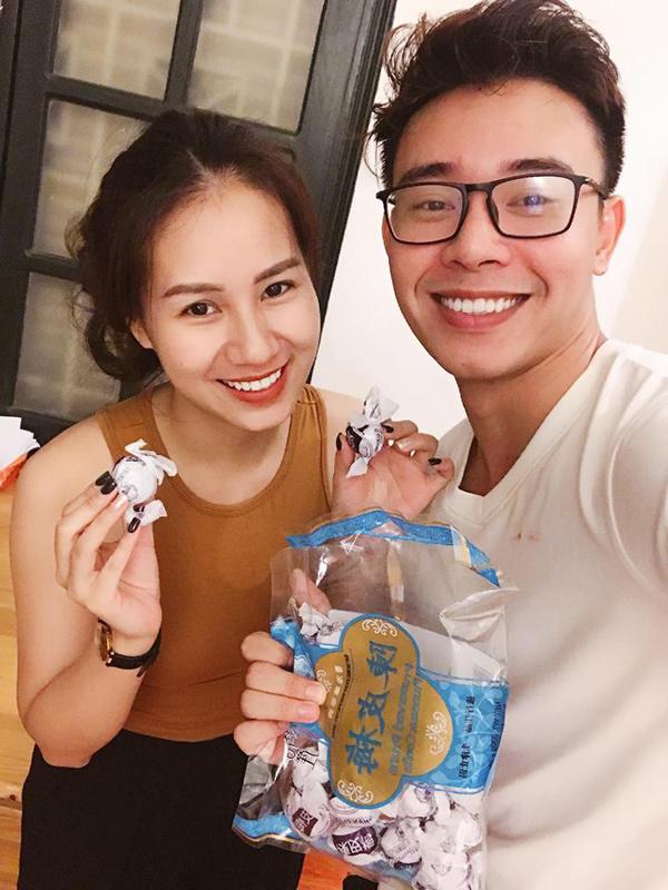 Chân dung bạn gái mới xinh đẹp của Đông Hùng