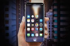 Xuất hiện video đầu tiên quay cảnh iPhone 8 đang hoạt động