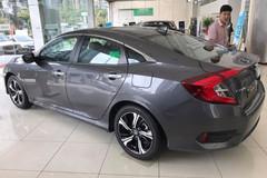 Thực hư chuyện Honda Civic 2017 giảm giá 'sập sàn'