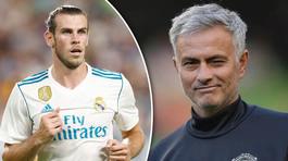 De Gea trung thành với MU, Mourinho tậu Bale