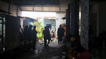Giải cứu bé gái 3 tuổi bị hàng xóm khống chế làm con tin