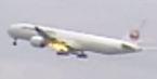 Cháy động cơ, máy bay Nhật Bản hạ cánh khẩn cấp