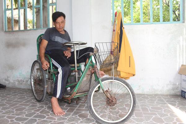 hoàn cảnh khó khăn, tai nạn giao thông, bệnh hiểm nghèo, từ thiện Vietnamnet