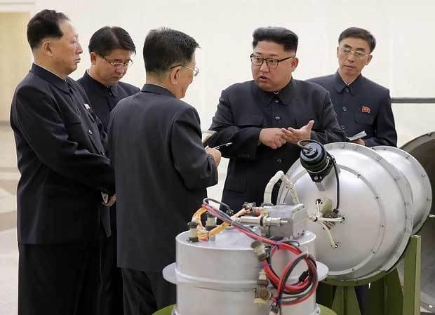 """Hai """"đầu não"""" của chương trình hạt nhân Triều Tiên"""