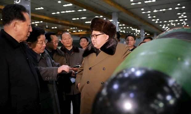 Hai 'đầu não' của chương trình hạt nhân Triều Tiên