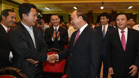 Thủ tướng 'đặt hàng' Học viện Chính trị quốc gia Hồ Chí Minh