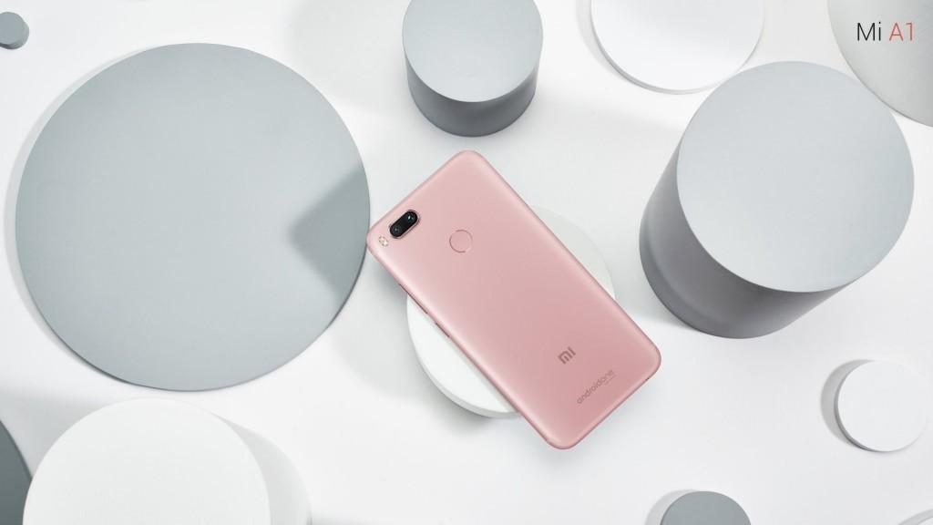 Xiaomi ra mắt Mi A1: điện thoại giá rẻ có camera kép