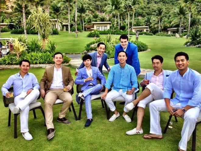 Gia thế giàu có của chồng Hoa hậu Đặng Thu Thảo