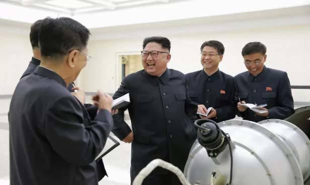 Tình hình Triều Tiên, Triều Tiên, hạt nhân, bom H, tên lửa