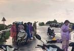Sét đánh tử vong người phụ nữ đang đi xe máy