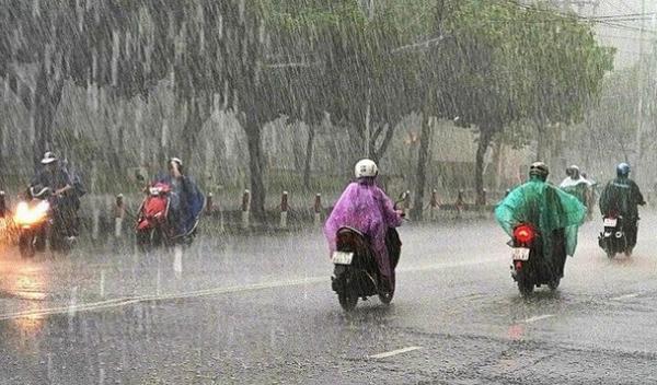 Dự báo thời tiết 6/9: Miền Bắc mưa diện rộng, đề phòng mưa đá