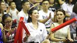 Dàn hoa hậu Việt Nam làm nóng rực trận mở màn VBA 2017