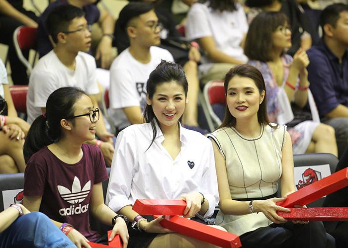 bóng rổ Việt Nam, Hoa hậu Việt Nam