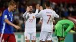 Morata lập cú đúp, Tây Ban Nha thắng trận 8-0