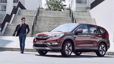 Giá Honda CR-V nhảy múa liên tục đầu tháng 9