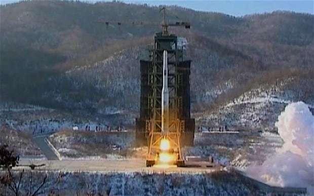 Triều Tiên thử bon nhiệt hạch, tên lửa hạt nhân, Mỹ - Triều Tiên