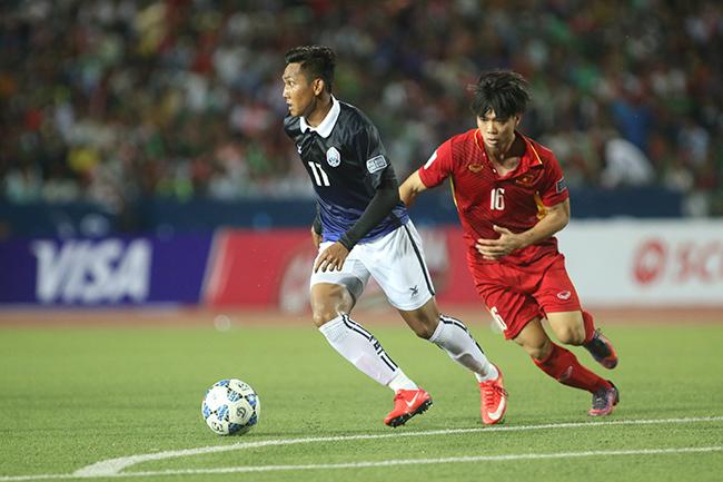 Tuyển Việt Nam, Công Phượng, Vòng loại World Cup 2019